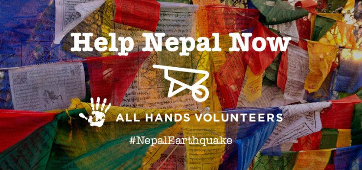 all hands for nepal