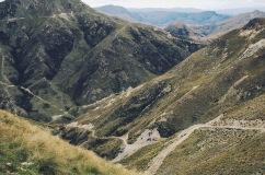 4WD road near Lake Hawea, Otago