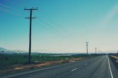 Country roads somewhere in Otago