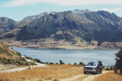 Somewhere on the road from Wanaka to Haast